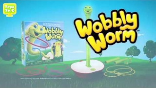 Best Toys For Kids Wobbly Worm Game Spin Master - Tv Ad 2017 [Mr Losta]