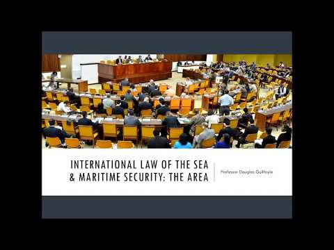 Introduction to the International Seabed Authority and Seabed mining part 1