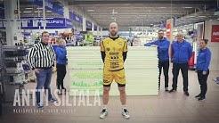 Carlson Kuopio rautakauppa & Antti Siltala - Finnfoam kilpailun TULOKSET