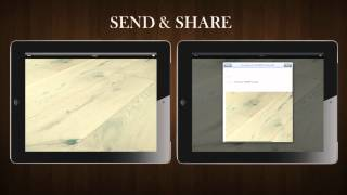 Timber Top®, Elyseum®, Woodline Parquetry® & Floor Art® Wood Flooring Ipad App