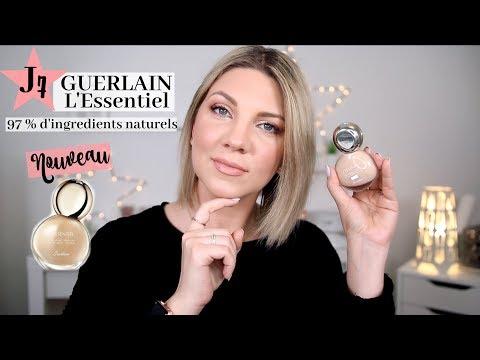 NOUVEAU| Fond de teint l'Essentiel de Guerlain : Revue et test! 7 jours de Teint : #J7