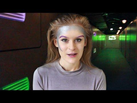 Virtual ASMR Sci-fi space pod experience 👽