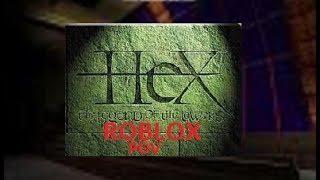 HEX: La Légende des Tours POV - Alton Towers ROBLOX