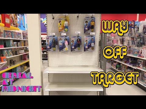 Way Off Target: Target's Disappointing MEGO Launch