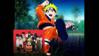 Naruto Opening 4 - GO!  Fighting dreamers (TV-Size instrumental)
