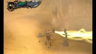 Gambar cover God of War - Desert Siren, 3x Petrification Insta-kill