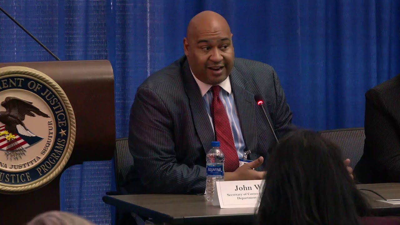 What Works in Reentry – NIJ Research for the Real World Seminar