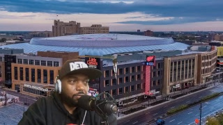 Reggie Wright Jr. Is Live On The 313 Live Show!!!!
