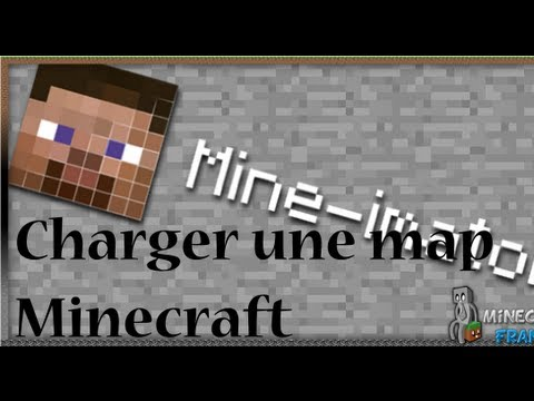 Mine-Imator | Comment Charger Une Map Minecraft