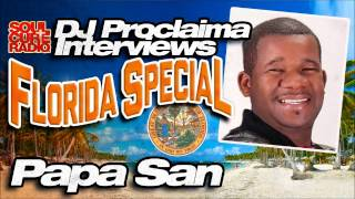 Gospel Reggae Special - DJ Proclaima speaks to Papa San on the Gospel Reggae Take Over Show