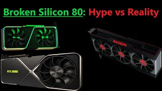 Nvidia Ampere & AMD Big Navi - Hype versus Reality | Dawid Does Tech Stuff | Broken Silicon 80