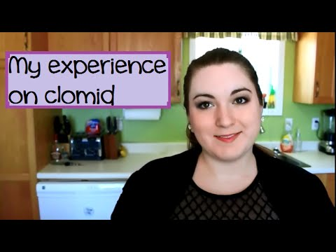 My 3 day experience on Clomid - Infertility - IUI
