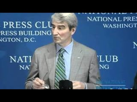 NPC Luncheon with Sam Waterston - The Best Documentary Ever