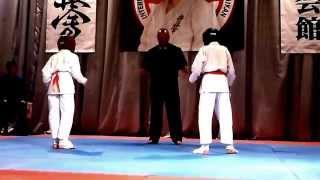 Интересные бои карате киокушин(Выиграл на первых секундах., 2015-10-20T06:08:39.000Z)