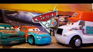 Disney Cars 3 Dan Haulin