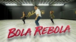 Baixar Tropkillaz, J Balvin, Anitta - Bola Rebola ft. MC Zaac (Dance Video) Choreography | MihranTV