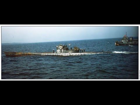 U-boat U234 - Nazi Uranium for the Manhattan Project