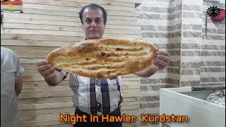 A Night In Hawler Bazaar