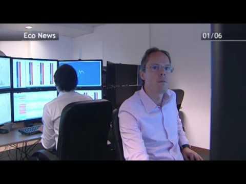 Reportage sur Canal Z - les débuts de BE TRADER en 2014 la première école de trading en belgique