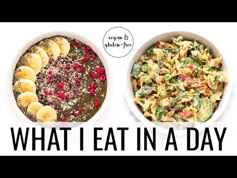 8. WHAT I EAT IN A DAY | Gluten-Free + Vegan