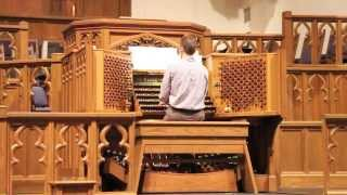 "Toccata on ""God Rest Ye Merry, Gentlemen"" - Organ Arrangement by Jason D. Payne"
