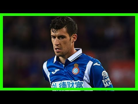 Manchester united scouting espanyol defender aaron martin - sources By News Today