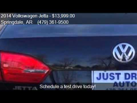 2014 Volkswagen Jetta TDI for sale in Springdale, AR 72762 a