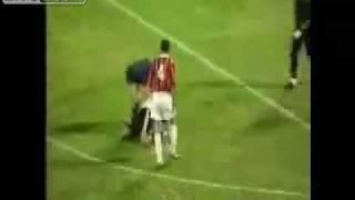 Muerte de un jugador de Futbol por fractura en el Craneo