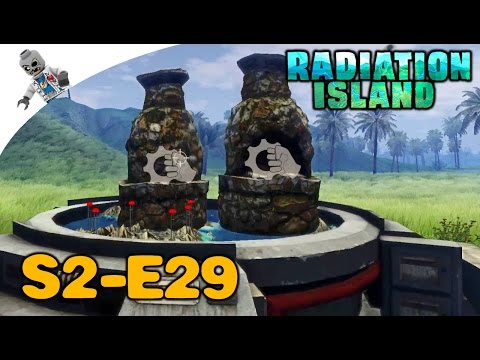 Vegetarian Zombie Let's Play - Radiation Island, Season 2, Ep 29: Setting up Shop