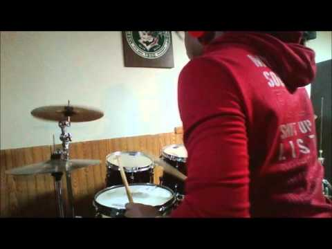 Chris Brown - Liquor drum cover