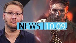 Maulkorb für Battlefield-Spieler - Bezahl-Beta für Walking Dead - News