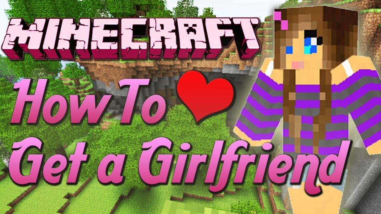 girlfriend minecraft mod download