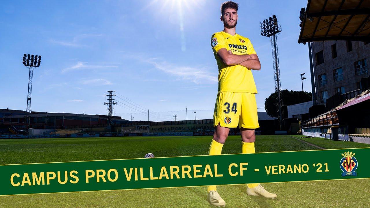 Campus Pro Villarreal CF - 2021