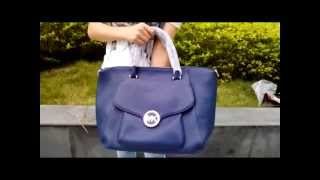 """Share Nice Michael Kors Blue Tote from""""queenstorm.ru"""" Thumbnail"""