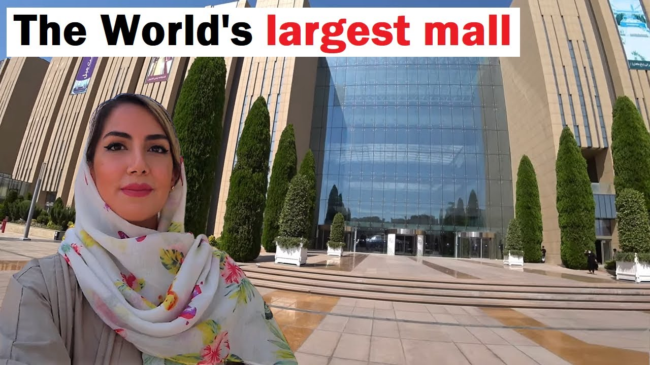 Download What the World's Largest Shopping Mall Looks Like | Hello Iran TV
