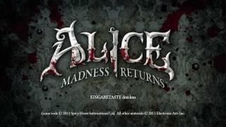 Alice: Madness Returns - Intro (german) [Full HD] [HQ]