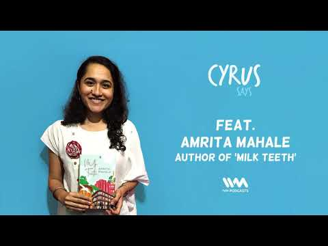 Cyrus Says Ep. 335: Feat. Author Amrita Mahale
