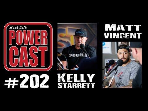 Kelly Starrett & Matt Vincent   Mark Bell's PowerCast #202
