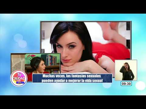 Sexo en la ciudad con Irene Moreno - Fantasias sexuales ¿Las hablo con mi pareja ?