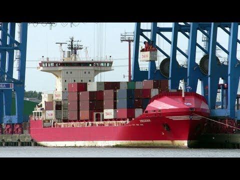 Frachtschiffreise nach Litauen 2019