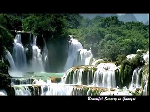 Beautiful scenery in GuangXi, China