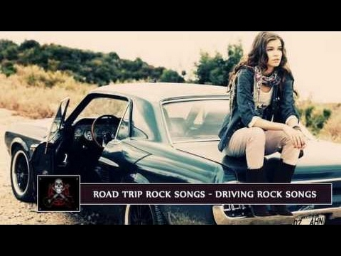 Top 100 Greatest Road Trip Rock Songs   Best Driving Rock Songs All Time