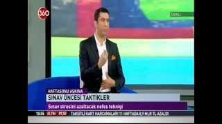 Abdulkadir Özbek TEOG sınavı ile ilgili öğrencilere ipuçları Veriyor