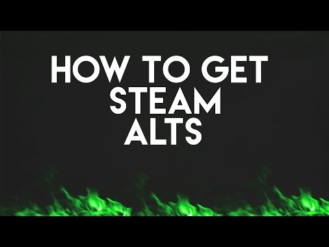 HOW TO GET FREE STEAM ACCOUNTS | GET CSGO & MORE FOR FREE