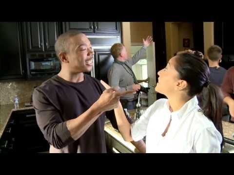 Behind the Scenes Chemistry with Ja Rule & Adrienne Bailon in