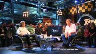 Top Gear Bugatti Veyron speeding ticket