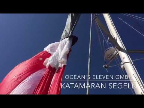 Ocean's Eleven GmbH. Segeln in einer anderen Liga