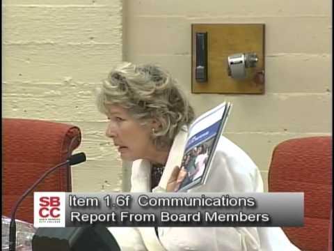 Board Meeting: August 1, 2011