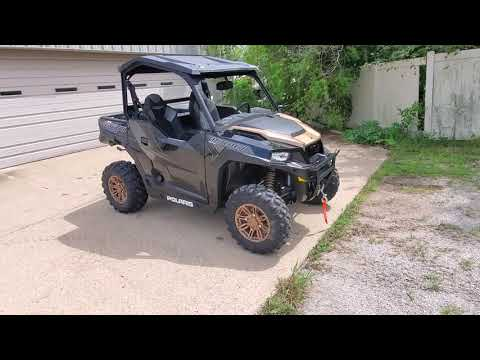 2019 Polaris General with Ride Command at Bartlesville Cycle Sports in Bartlesville, OK