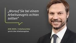Darauf müssen Arbeitnehmer beim Arbeitszeugnis achten - Jens Niehl im XING Talk